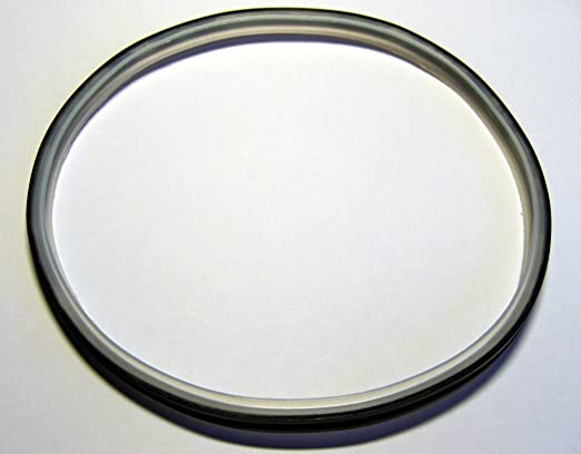 grau f/ür Vorwerk Thermomix TM31 Deckeldichtung