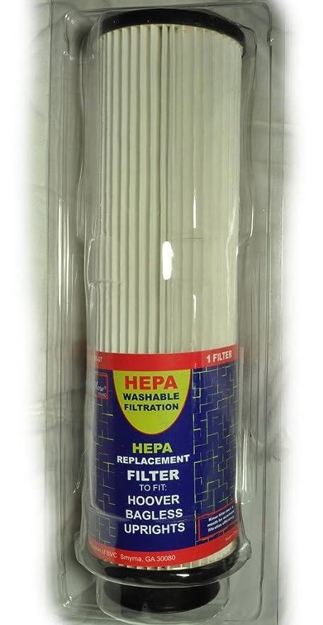 Amazon.com: Hoover túnel de viento sin bolsa filtro HEPA ...