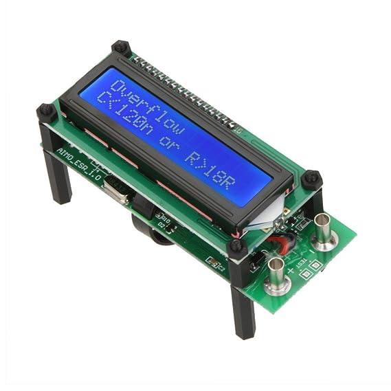 Amazon com: Aimometer ESR01 Capacitor ESR Meter Tester Capacitance