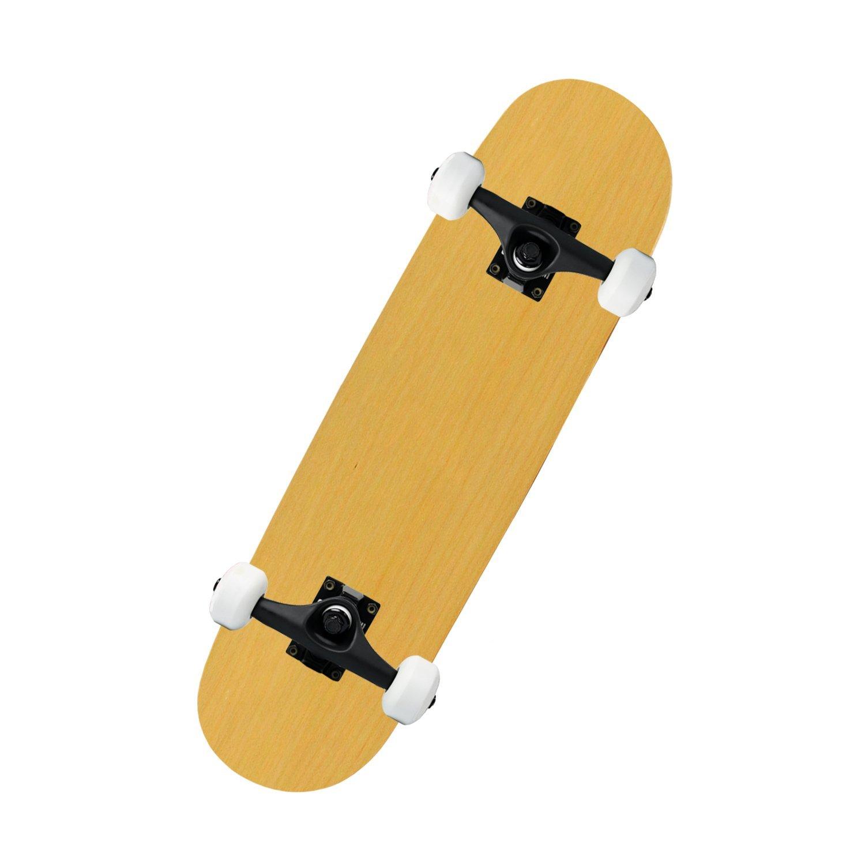 Moose Mid Complete Assembled Skateboard