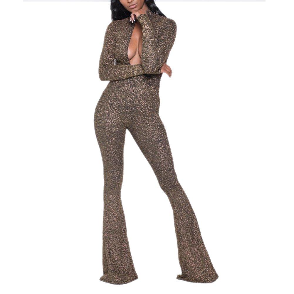 5bba1d9051b9 Top 10 wholesale Long Sleeve Low Cut Jumpsuit - Chinabrands.com