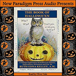 The Book of Halloween Audiobook