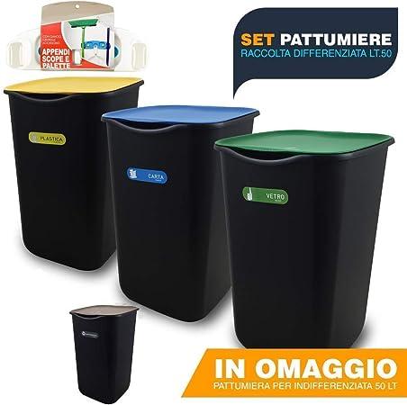 Cestino per rifiuti per auto Basics