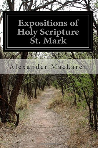 Download Expositions of Holy Scripture St. Mark pdf