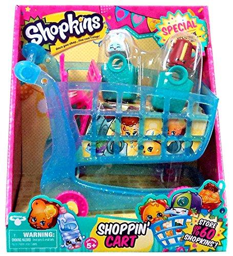 Amazon Shopkins Season 3 Shopping Cart Toys Games