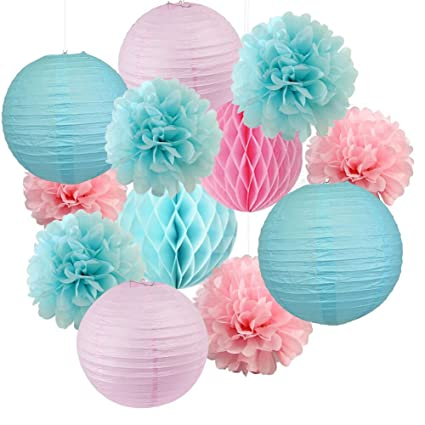 Amazon.com: Género revelar decoraciones de fiesta Baby ...
