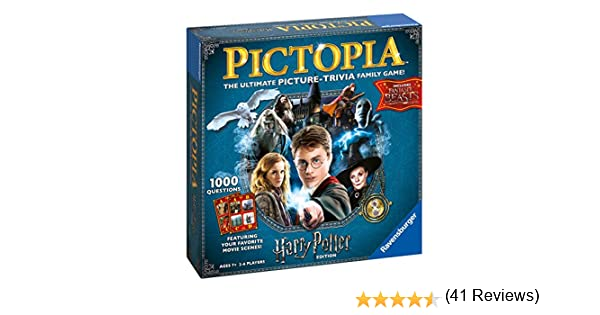 Ravensburger 26293 Pictopia Harry Potter Edition-The Picture Trivia Game,: Amazon.es: Juguetes y juegos