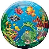 Ocean Friends Fish 9 inch Plates