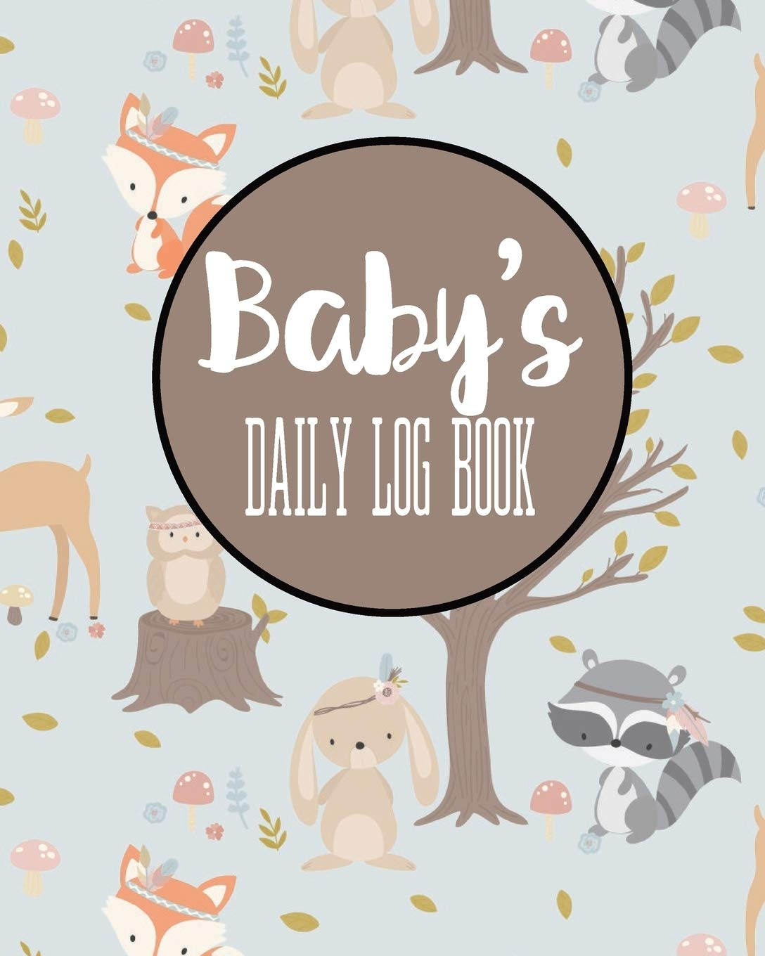 Babys Daily Log Book Activities product image