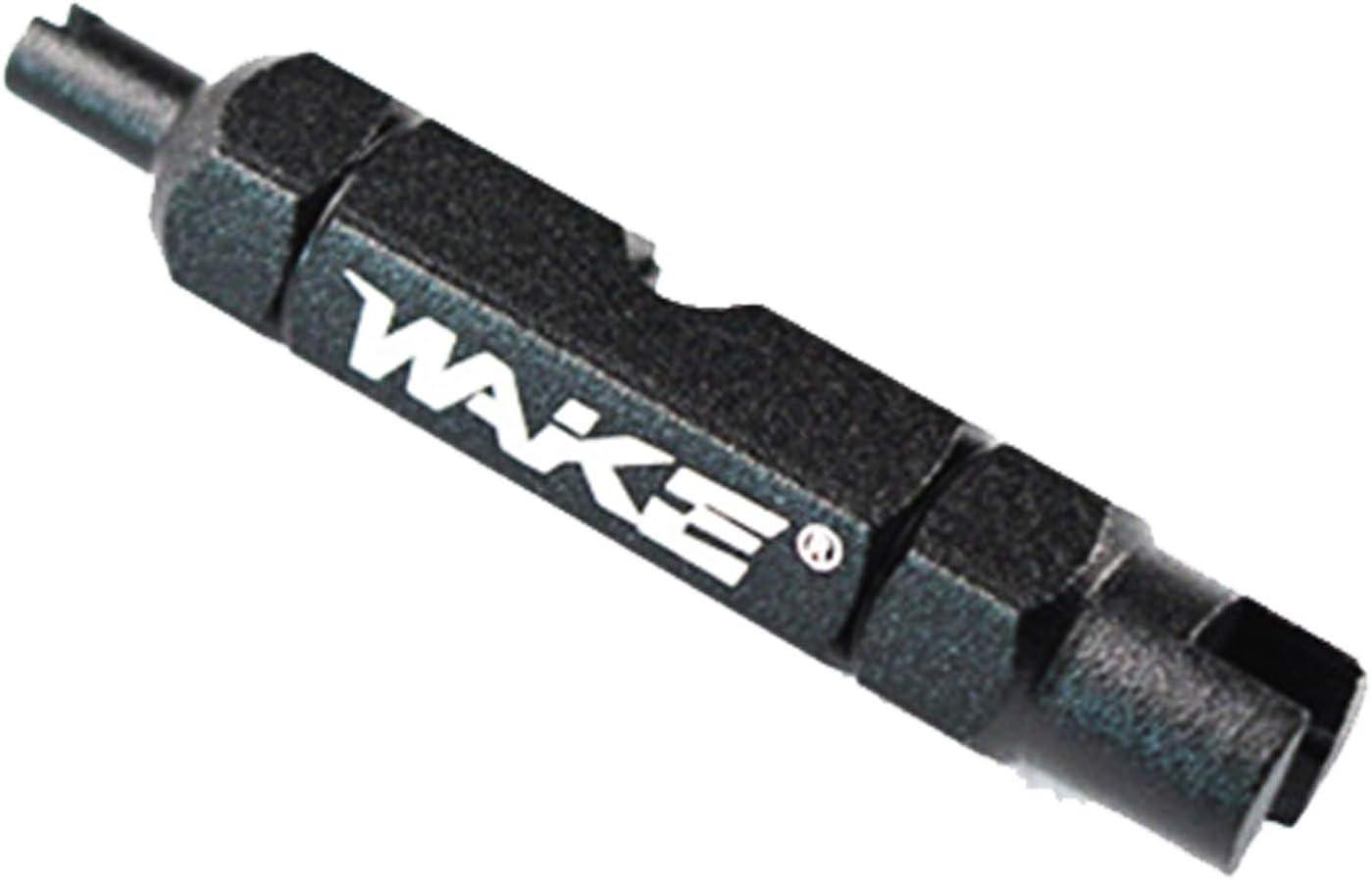 Valve Core Remover Air-Valve Spanner Disassembly Wrench Bike Valve Tool