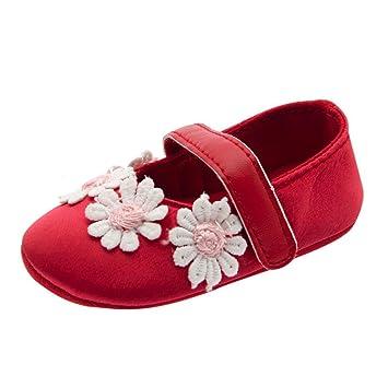 f1a24613ac100 Chen Baby First Chaussures de marche® nouveau-né Infant Toddler bébé filles  Sandales d'été ...