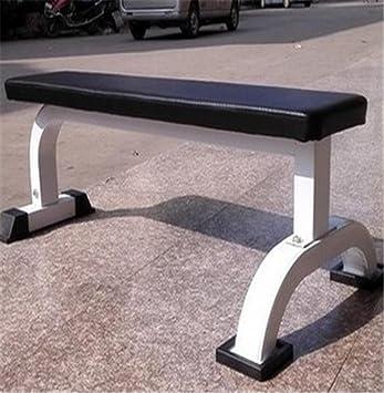 Aparatos de gimnasia mancuerna banco silla plana de banca con mancuernas Ohira banco plano bordo supina