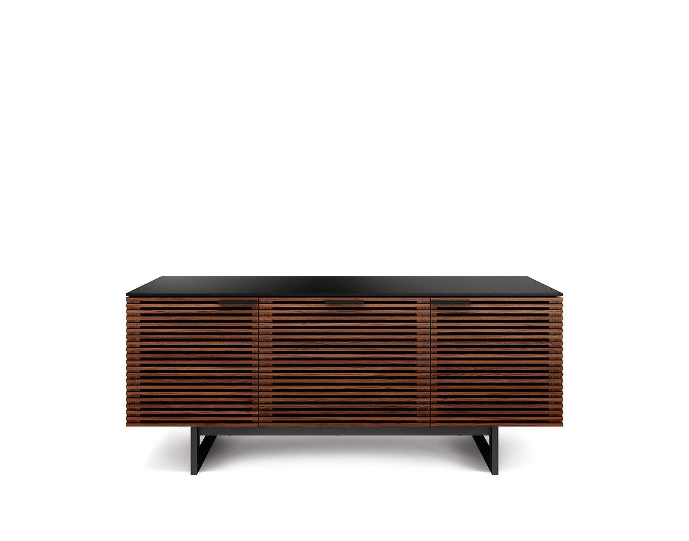 BDI Furniture Corridor Media Center, Chocolate Stained Walnut by BDI Furniture