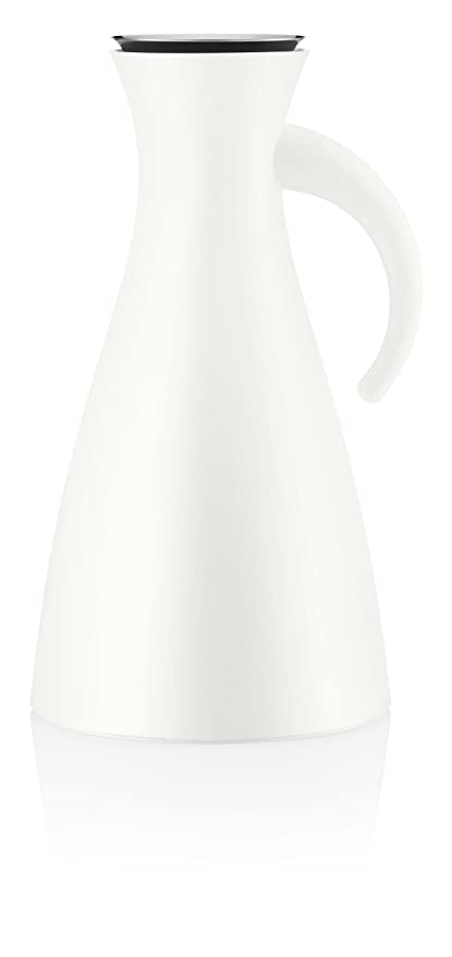 Amazon Eva Solo Vacuum Jug 1 Liter White Pitchers Carafes
