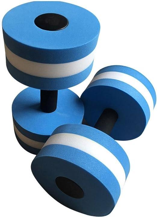 About1988 Hanteln Aquahanteln Fitness Hantel Wassergewichte Wasserhanteln f/ür Pool Fitness Wasser Aerobic Therapie Workouts Pool Trainingsger/äte Wassersport Hantel