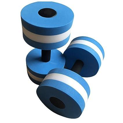 Aqua mancuernas, pesas Power 1 par de espuma para agua de pesas fitness, Obstrucción