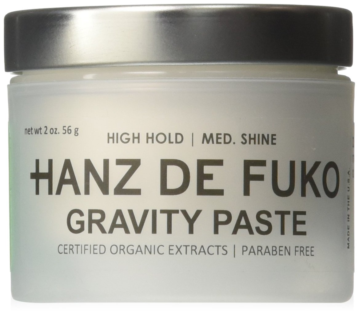 Hanz de Fuko Gravity Paste, 2 oz.