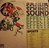 Sound Effects- Sports (Total Recording, Vancouver) 1980 LP
