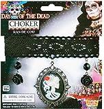 Forum Novelties Day of The Dead Choker