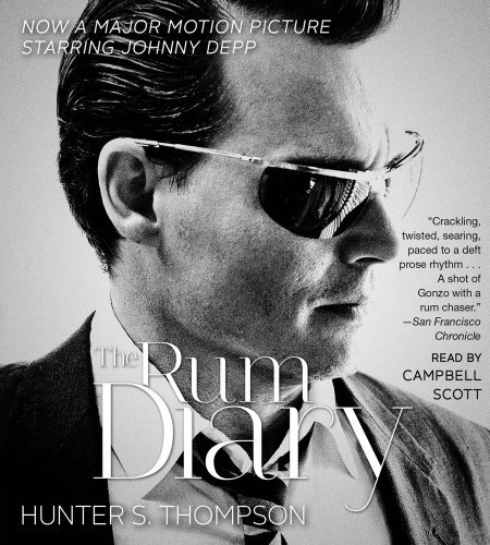 The RUM DIARY: A Novel by Hunter S. Thompson (2011-10-04)
