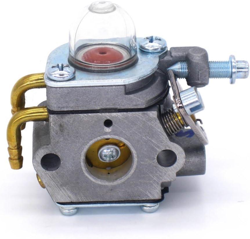 FitBest carburador para Homelite Craftsman 26 CC Recortadora ...