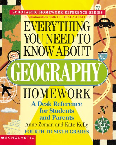 Everything You Need to Know about Geography Homework (Everything You Need to Know about (Scholastic Paperback))