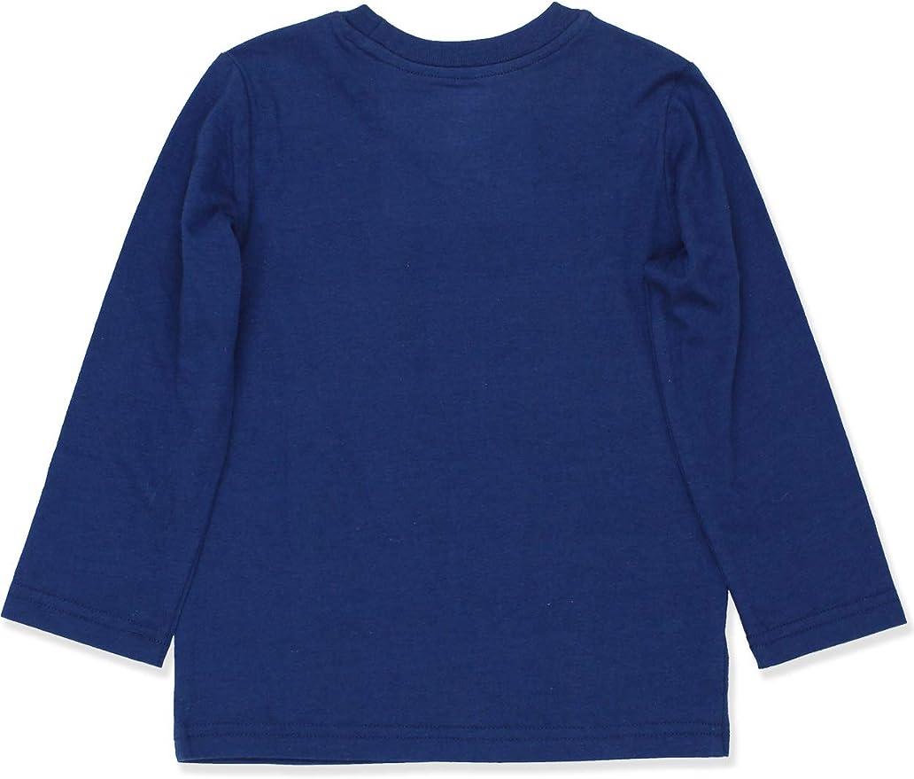 Disney Lightning Patches T-Shirt Manches Longues Gar/çon