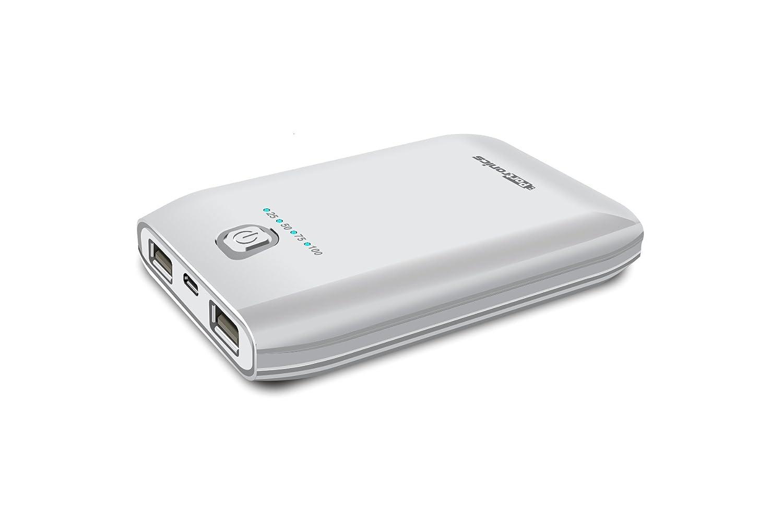 Portronics Power Box Smart Portable Bank 10000mah White Powertronixinductor1jpg Computers Accessories