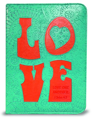 Bible Cover-Love One Another-X Large (#24122)