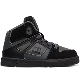 DC Shoes Rebound UL - High-Top Shoes - Zapatillas Altas - Niño - EU