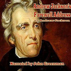Andrew Jackson's Farewell Address Audiobook