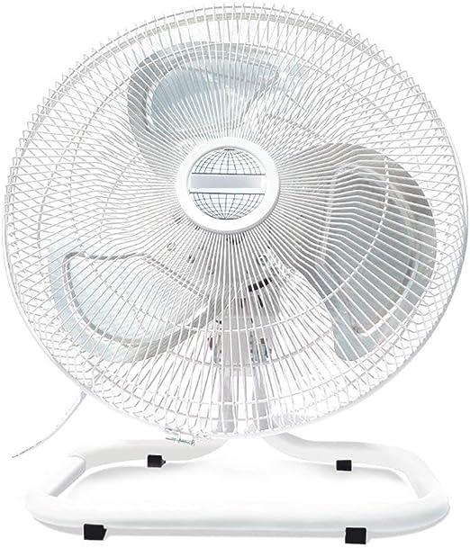 WLJ , Ventilador mecánico de Alta Potencia en el Suelo/agitación de los Ventiladores de su Oficina Principal/Flujo de Aire Grande/Ventiladores de Piso Industrial/Ventilación del Edificio de fábric: Amazon.es: Hogar