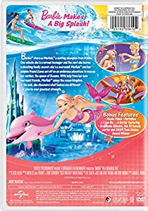 Barbie in A Mermaid Tale by Universal Pictures Home Entertainment