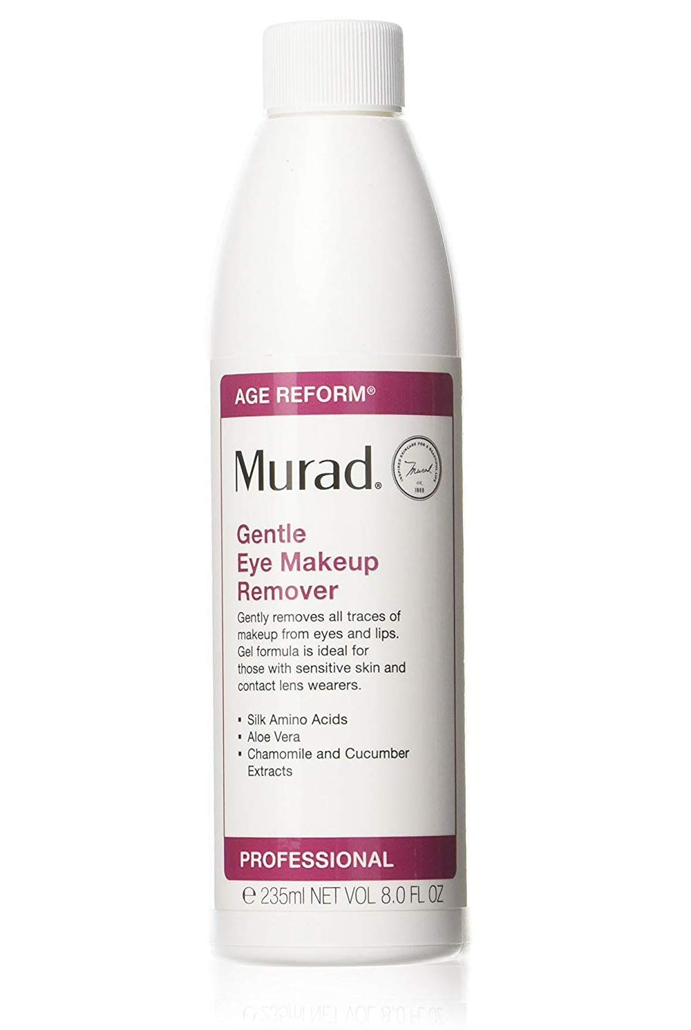 Age Reform Gentle Eye Make-Up Remover 8 Oz by Personal Beauty (Image #1)