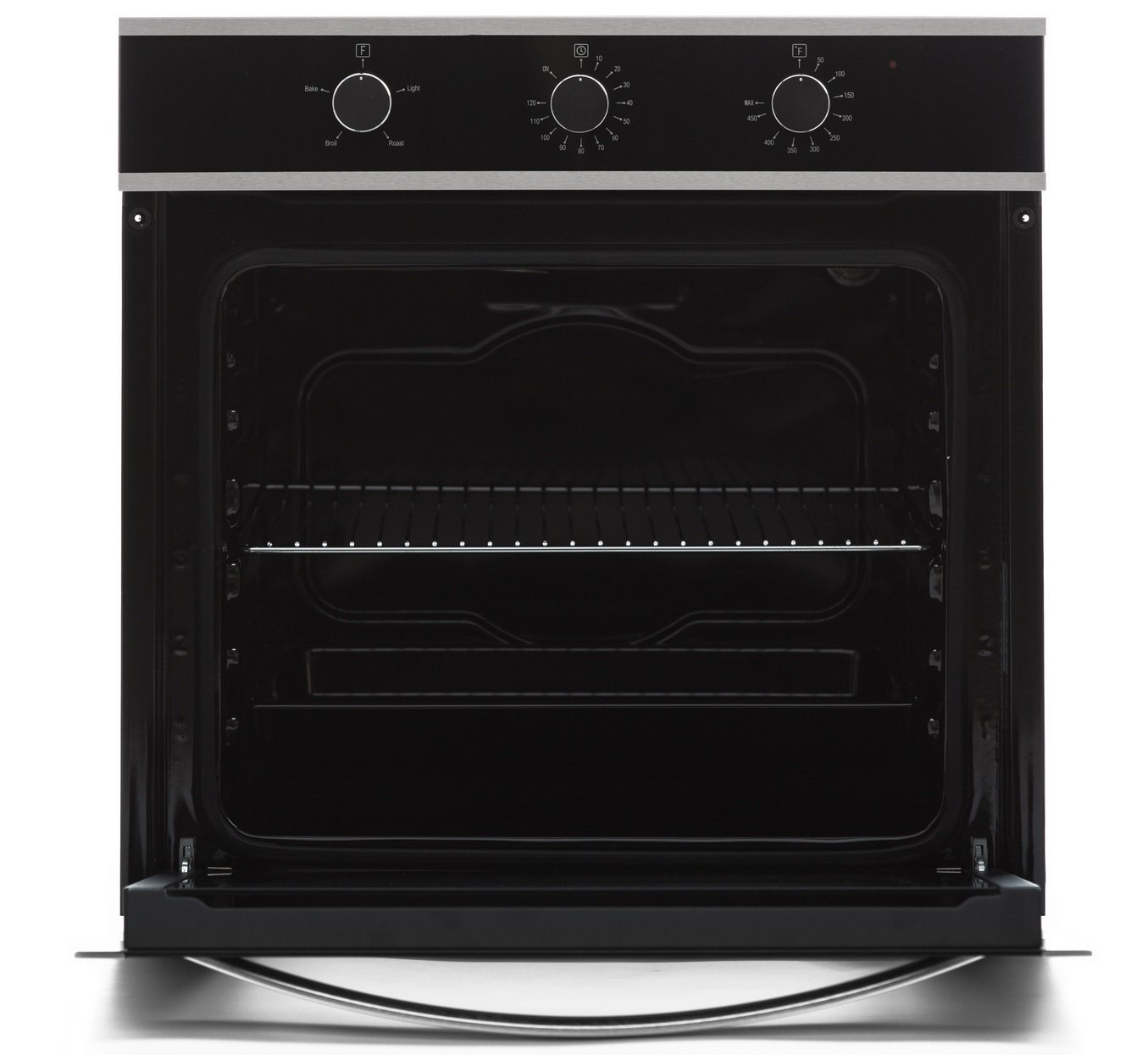 Hyaki 24'' Modern Style Stainless Steel Built in Electric Wall Oven 220V HYK-24WOX03 by Hyaki (Image #2)