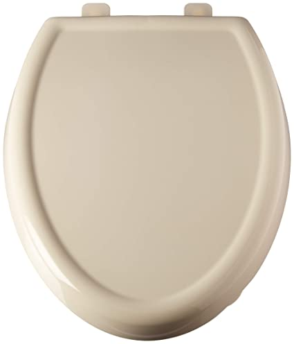 Astounding American Standard 5350110 021 Cadet 3 Slow Close Elongated Front Toilet Seat And Cover 18 81 In Wide X 14 45 In Tall X 2 2 In Deep Bone Ibusinesslaw Wood Chair Design Ideas Ibusinesslaworg