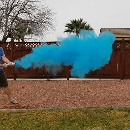 Adventure Awaits!! - Baby Gender Reveal & for Other Festivals- Color Dispenser 12