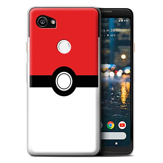 lowest price b5983 8c190 Amazon.com: STUFF4 Gel TPU Phone Case / Cover for Google Pixel 2 XL ...