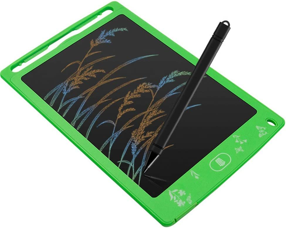 8.5 Inches Handing Electronic Writing Board Drawing Tablet for Kids Gifts for Business,Home Message Board,Kid Color : Green, Size : 8.5 inches Canyixiu Message Board,LCD Writing Tablet