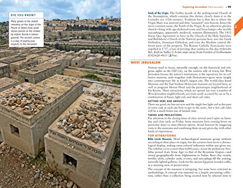 61Sn1r0KGQL - Fodor's Essential Israel (Full-color Travel Guide)