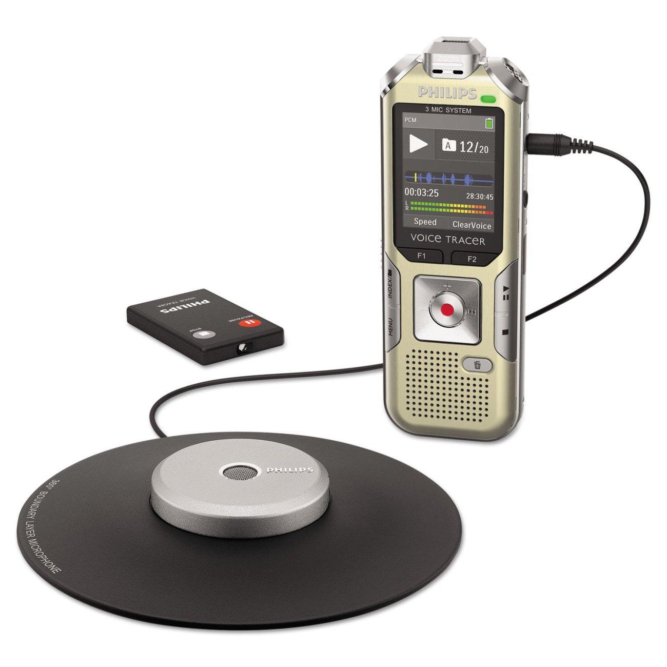 Philips DVT8000 Voice Tracer Meeting Recorder Voice Recorder DVT8000/00