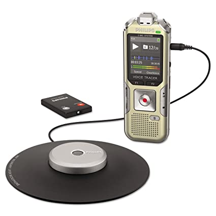 amazon com philips dvt8000 voice tracer meeting recorder voice