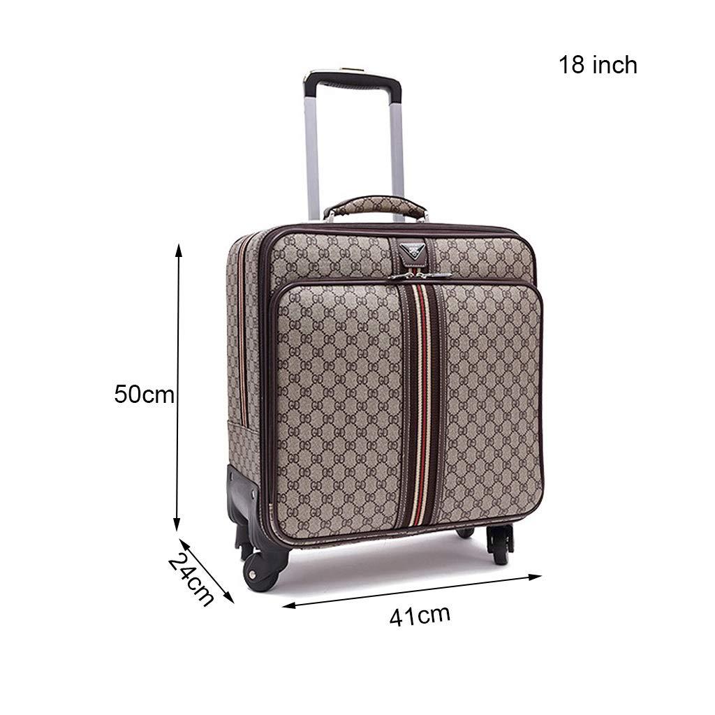 Amazon.com: Bolsillo de viaje para equipaje, color marrón, 4 ...