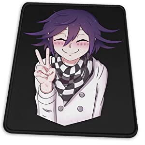 Anime & Kokichi Classic Hemming The Esports Mouse Pad Office Accessories Desk Decor Slip Rubber Mouse Pad