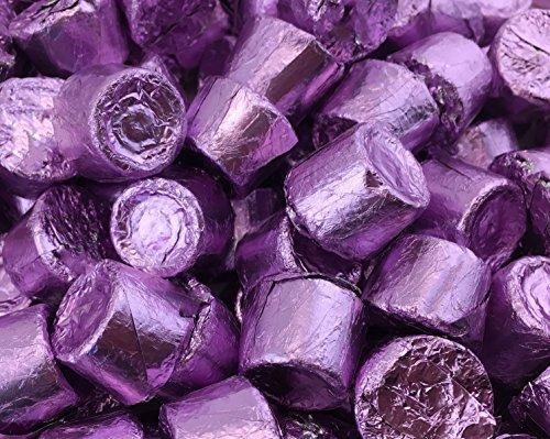 ROLO Chewy Caramels in Milk Chocolate, Purple foil (Pack of 2 Pounds)