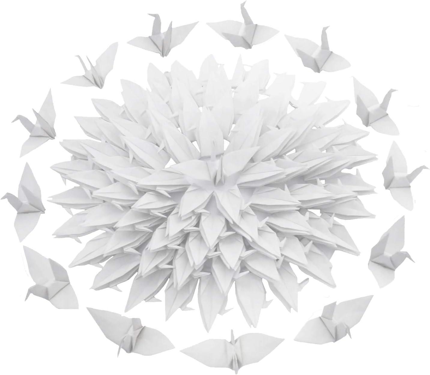 DIY | Renters-Friendly Origami Ceiling Decoration | 1251x1435