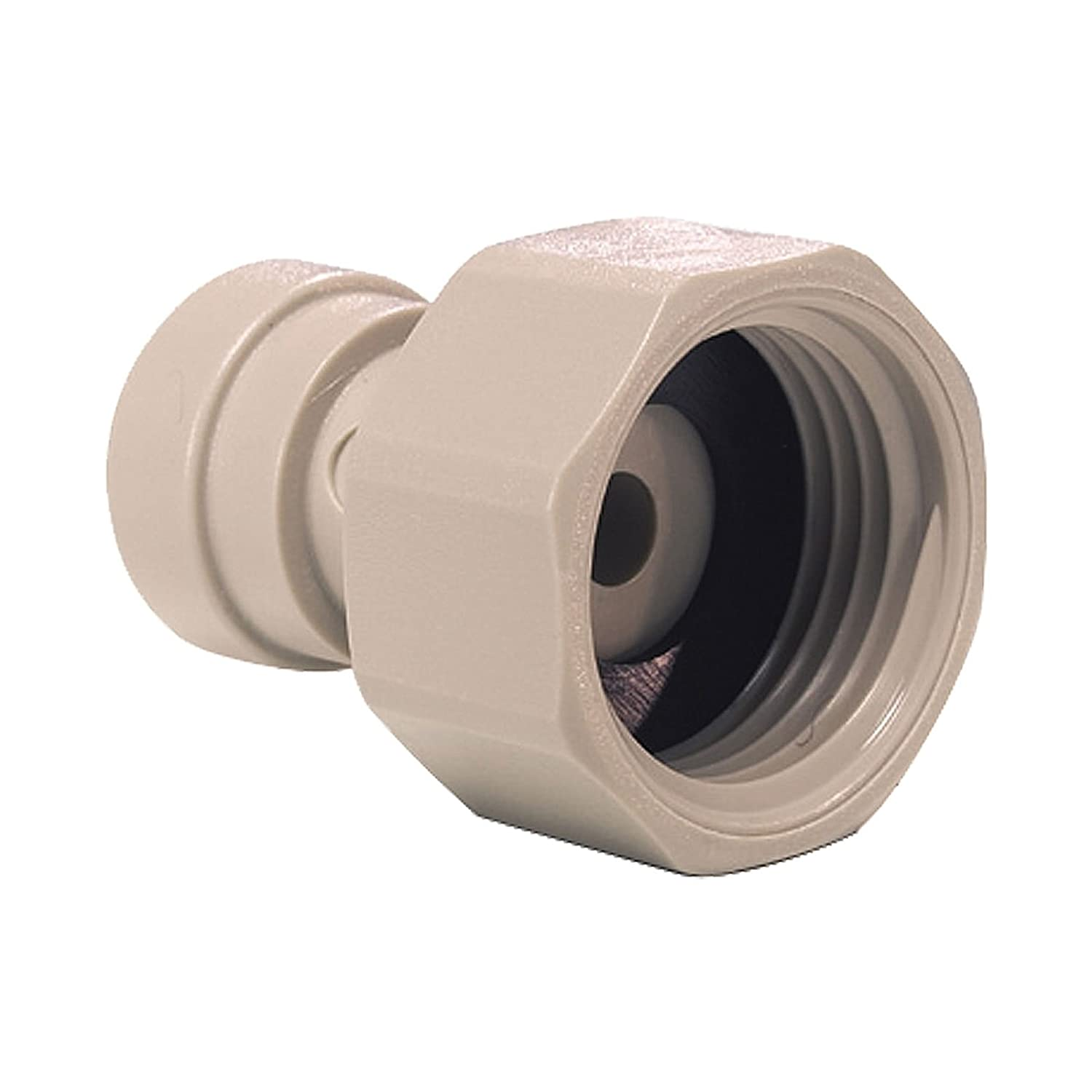 """1//2/"""" 3//4/"""" Screw On Threaded Tap End Connector Garden Hose Pipe Lock Adaptor"""