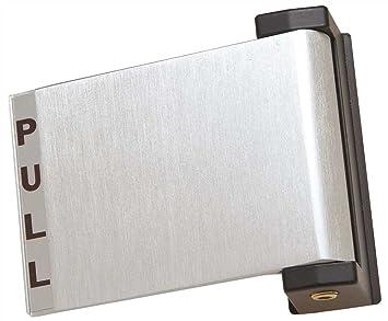 push handle. doors pull push hiawatha 3 1 2 x 15 plate and 4 sc handle