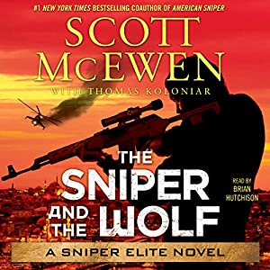 The Sniper and the Wolf Audiobook