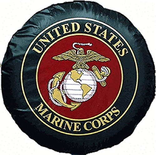 marine corps spare tire cover - 9